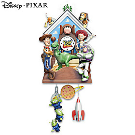 Disney·Pixar Toy Story Cuckoo Clock