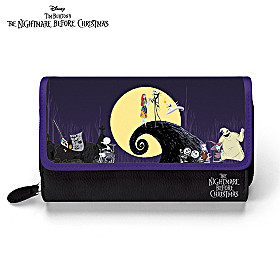 Disney Tim Burton's The Nightmare Before Christmas Wallet