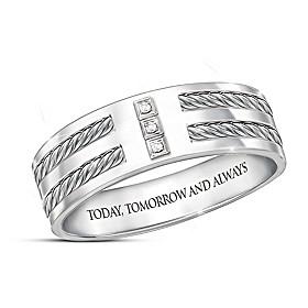 Love Of My Life Diamond Ring