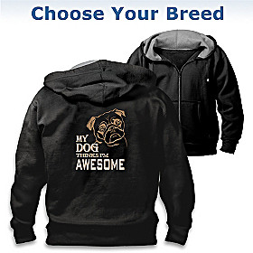 Man's Best Friend Men's Hoodie