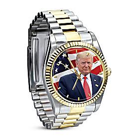 Donald J. Trump Men's Watch