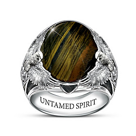 Untamed Spirit Ring