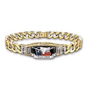 Pride Of Texas Bracelet