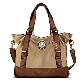 Armed Forces U.S. Navy Handbag