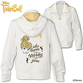 Disney Tinker Bell Magic Women's Hoodie