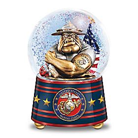 Ooh Rah! Glitter Globe