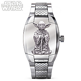 STAR WARS Yoda Men's Watch