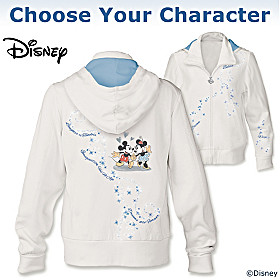 Disney Dream Wish Believe Women's Hoodie