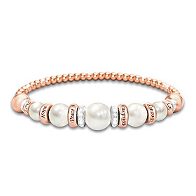 Pearls Of Serenity Bracelet