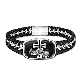 Blessings For The Road Men's Bracelet