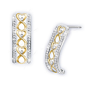 All My Love Diamond Earrings