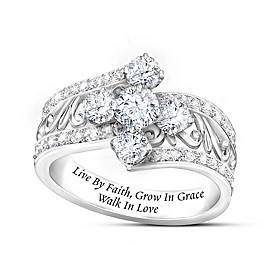 Living Words Ring