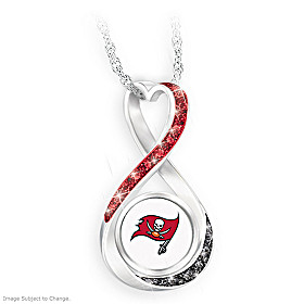 Tampa Bay Buccaneers Forever Pendant Necklace