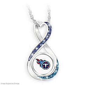 Tennessee Titans Forever Pendant Necklace