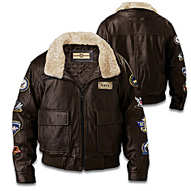 U.S. Military Navy Men's Jacket