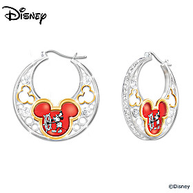 Dazzling Disney Earrings