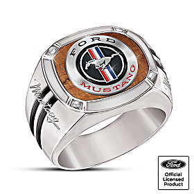 Mustang: An American Classic Ring