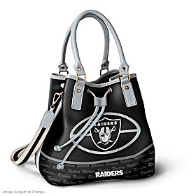 Las Vegas Raiders Handbag