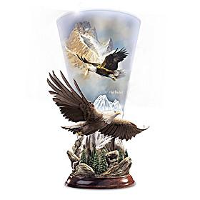 Mountain Majesty Lamp