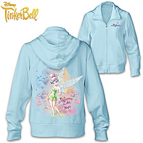 Disney Tinker Bell Women's Hoodie