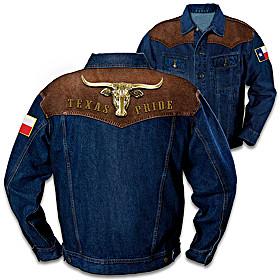 Texas Pride Men's Jacket