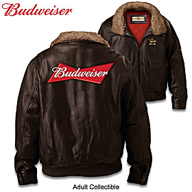 Budweiser Men's Jacket