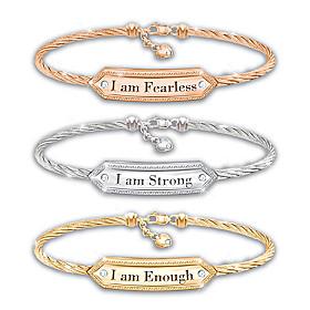 I Am Bracelet Set