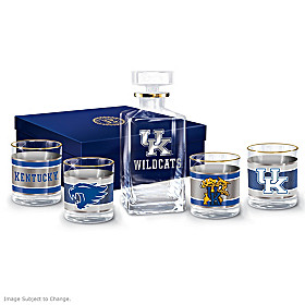 Kentucky Wildcats Legacy Glassware Set