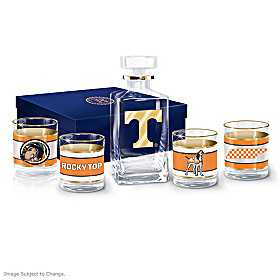 Tennessee Volunteers Legacy Glassware Set