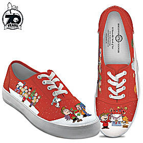 A Charlie Brown Christmas Women's Shoes
