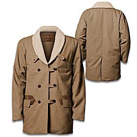 Legendary John Wayne Western Men's Jacket