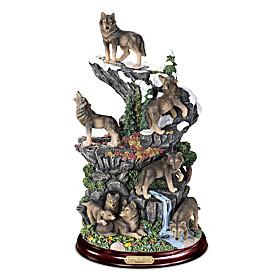 Forest Guardians' Domain Sculpture