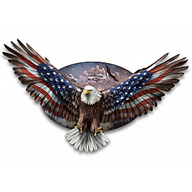 Wings Of Freedom Wall Decor