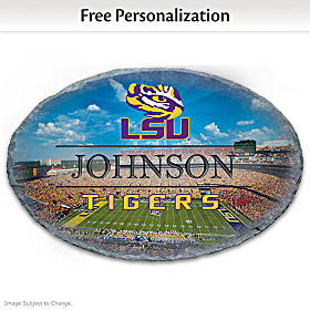 Louisiana State University Personalized Welcome Sign