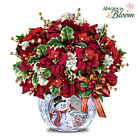 Sharing The Season's Wonders Table Centerpiece