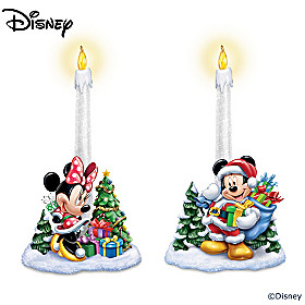 Disney Heartwarming Holidays Candle Set