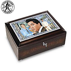 Elvis Presley Amazing Grace Music Box