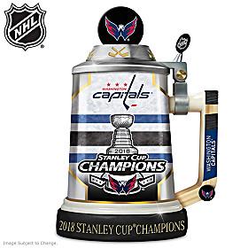 Capitals® 2018 Stanley Cup® Championship Stein