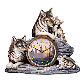 Bonds Of Love Clock