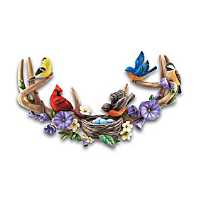 Songbird Gathering Wall Decor