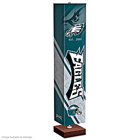 Philadelphia Eagles Floor Lamp