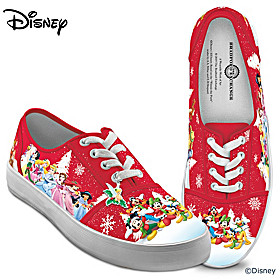 Disney Warmhearted Greetings Women's Shoes