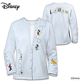 Forever Disney Women's Cardigan
