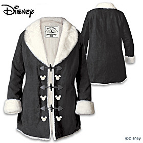 Disney Cozy & Classic Women's Jacket