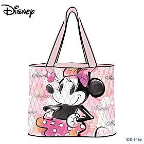 Disney Pretty & Pink Tote Bag