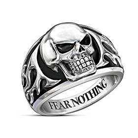 Fear Nothing Ring