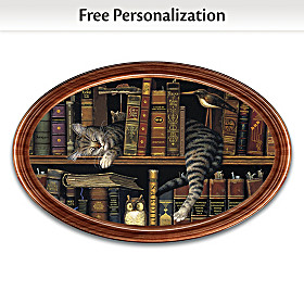 Classic Tails Personalized Collector Plate