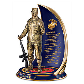 Marine Pride Sculpture