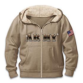 Army Pride Men's Hoodie