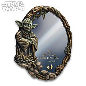 Yoda Jedi Master Mirror